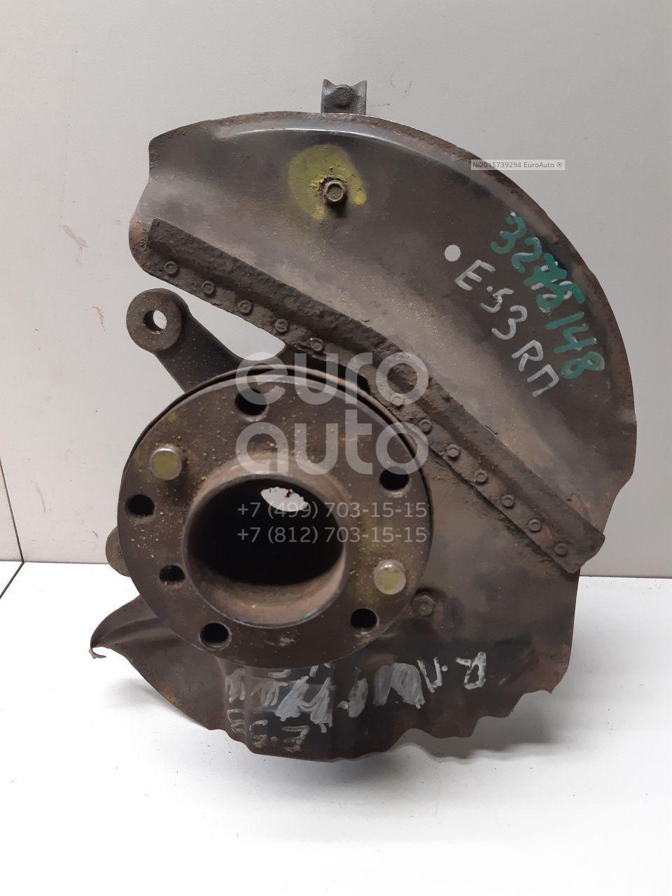 Купить Кулак поворотный передний правый BMW X5 E53 2000-2007; (31216761576)