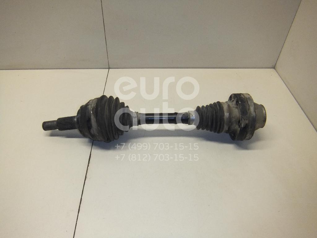 Купить Полуось передняя VW Touareg 2002-2010; (7L0407271A)