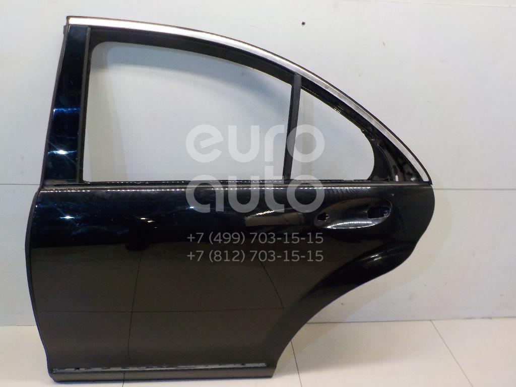 Купить Дверь задняя левая Mercedes Benz W221 2005-2013; (2217300305)