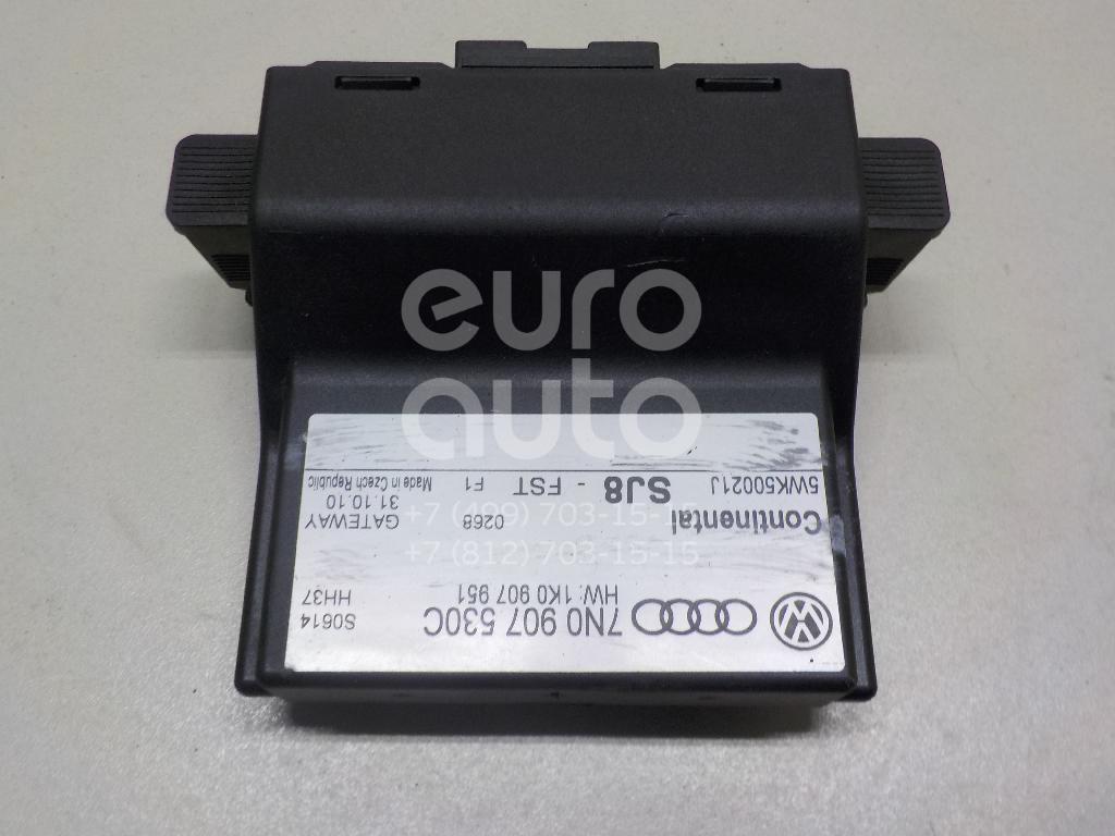 Купить Блок электронный Skoda Octavia (A5 1Z-) 2004-2013; (7N0907530C)