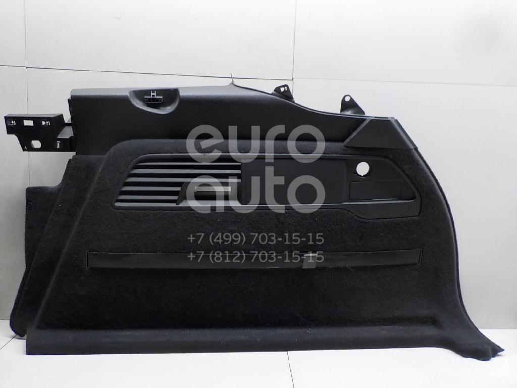 Купить Обшивка багажника VW Touareg 2010-; (7P6867038FEOA)
