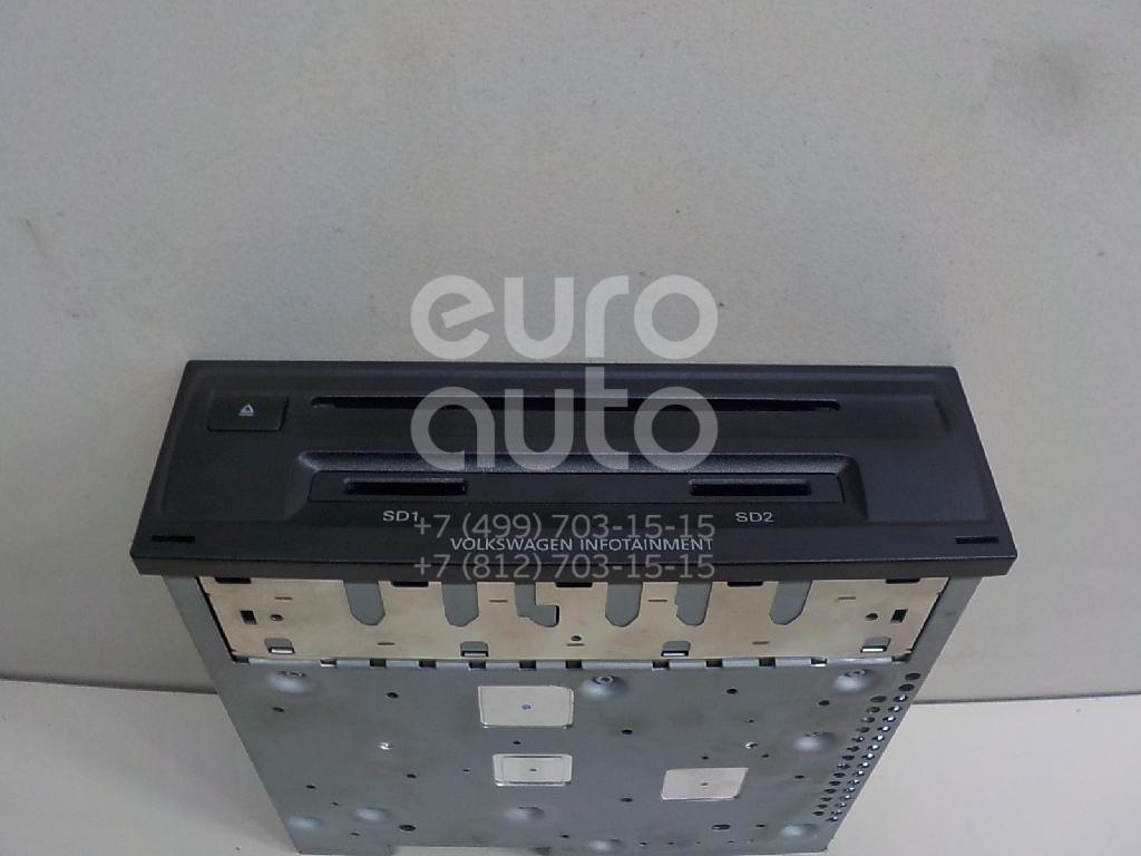 Купить Проигрыватель CD/DVD VW Touareg 2010-; (7P6035664B)