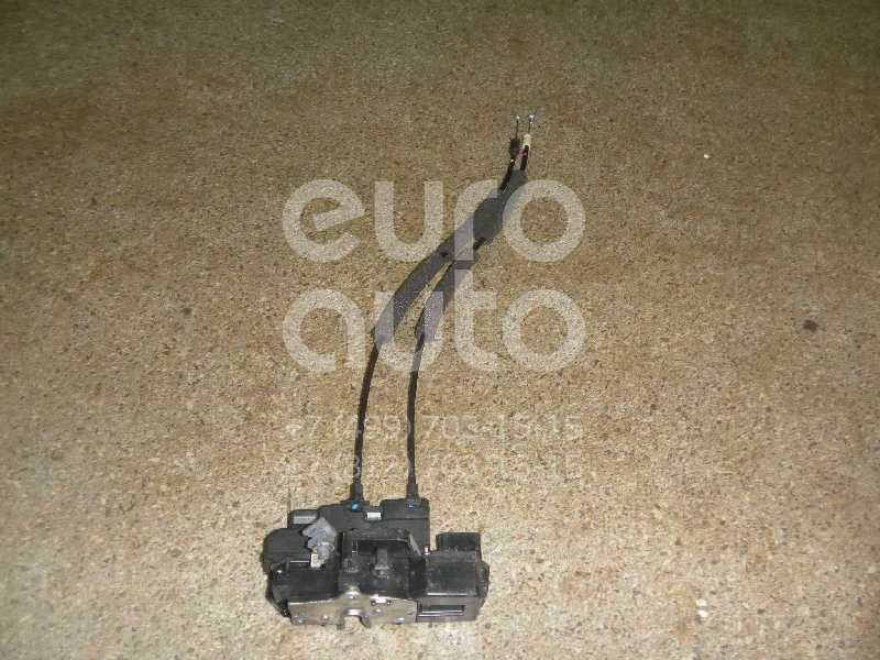 Купить Замок двери передней левой Chevrolet Captiva (C100) 2006-2010; (96624248)