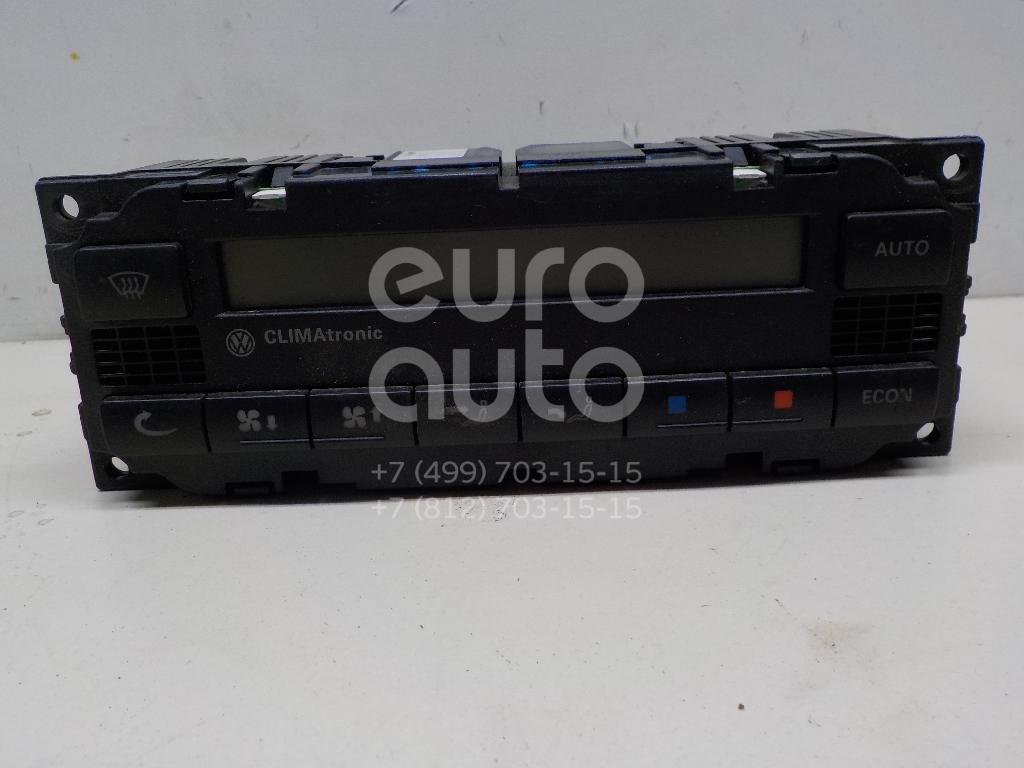 Купить Блок управления климатической установкой VW Passat [B5] 1996-2000; (3B1907044D)
