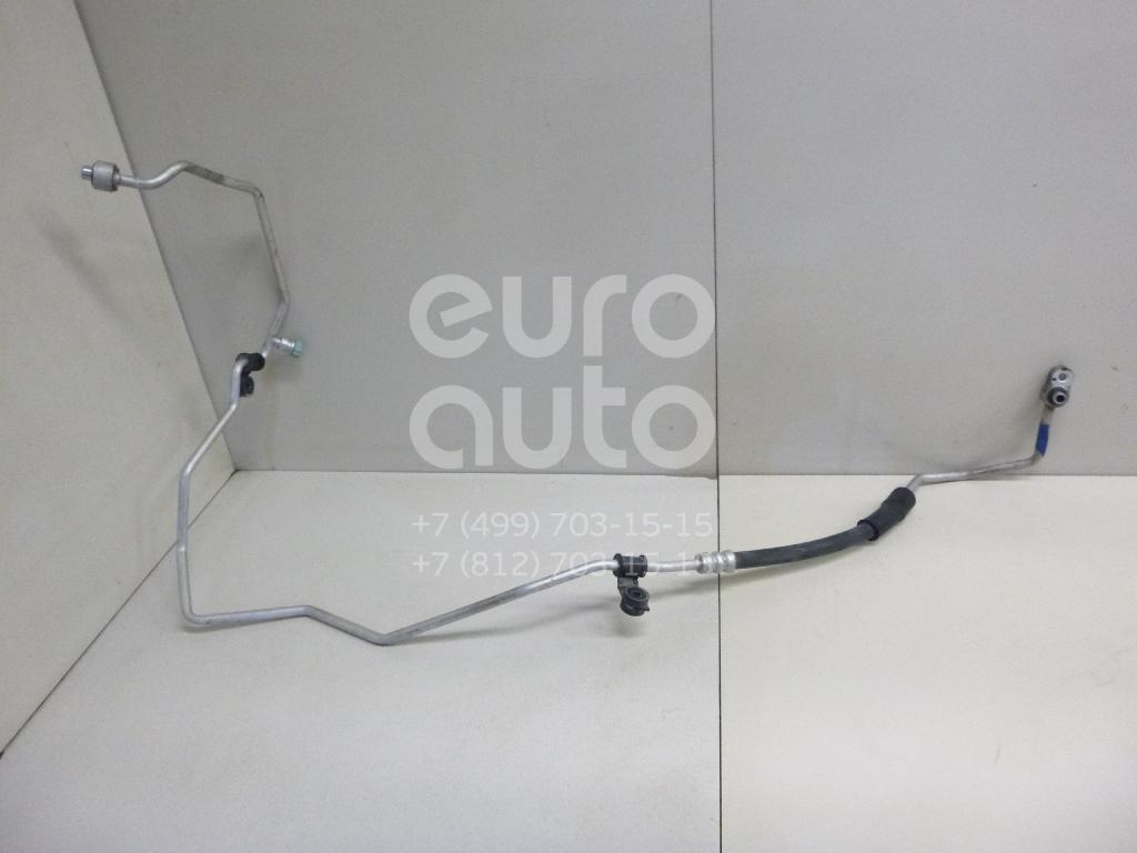 Купить Трубка кондиционера Chevrolet Captiva (C100) 2006-2010; (96629662)