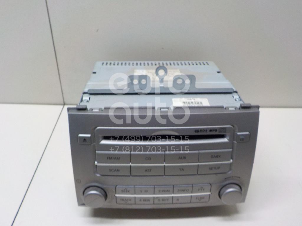 Купить Магнитола Hyundai i20 2008-2014; (961001J202UX)