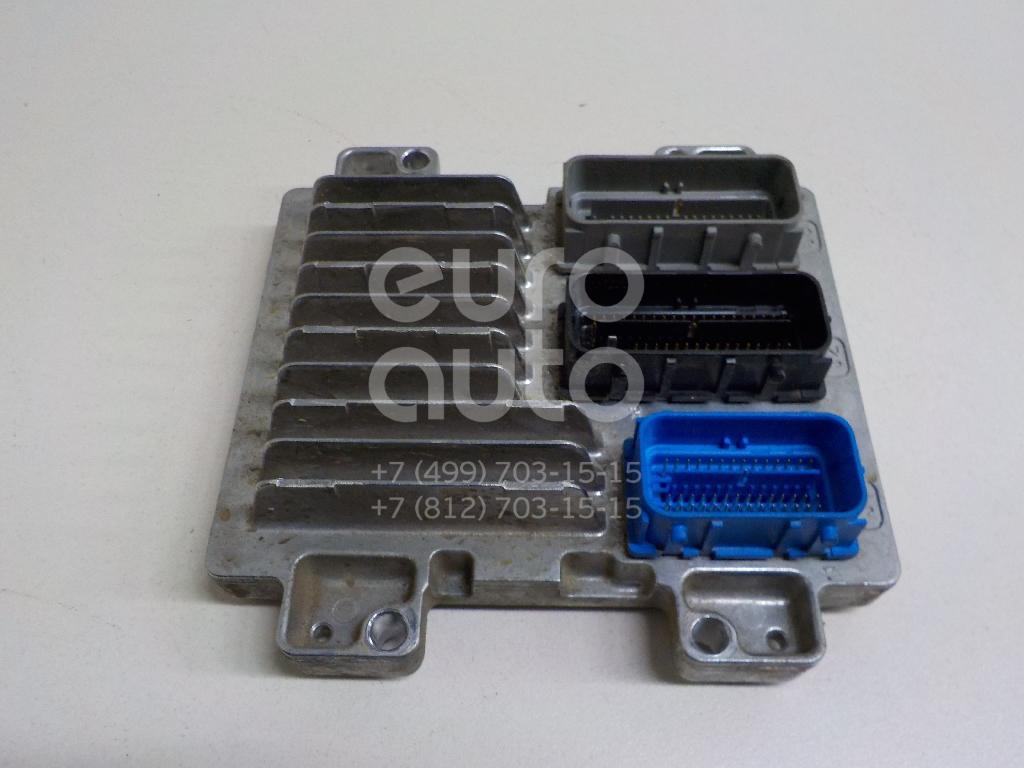 Купить Блок управления двигателем Opel Astra J 2010-; (12643636)