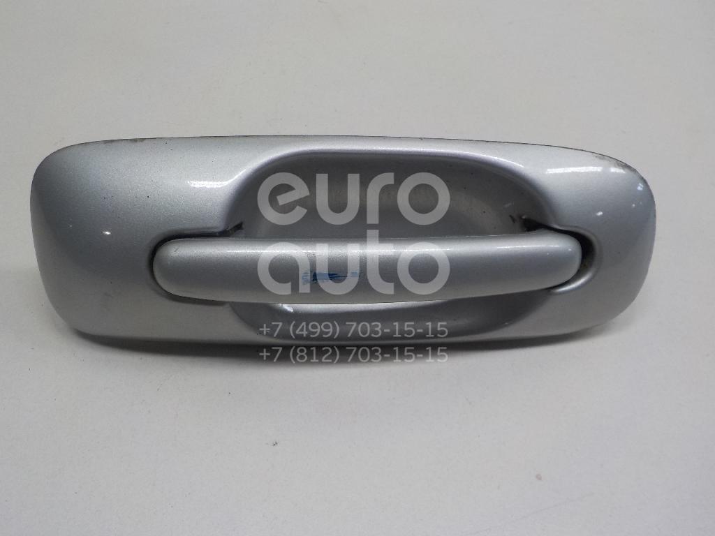 Купить Ручка двери задней наружная правая Chrysler Voyager/Caravan (RG/RS) 2000-2008; (RP90WS2AE)