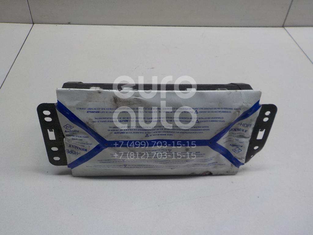 Купить Подушка безопасности пассажирская (в торпедо) Renault Scenic II 2003-2009; (8200230385)