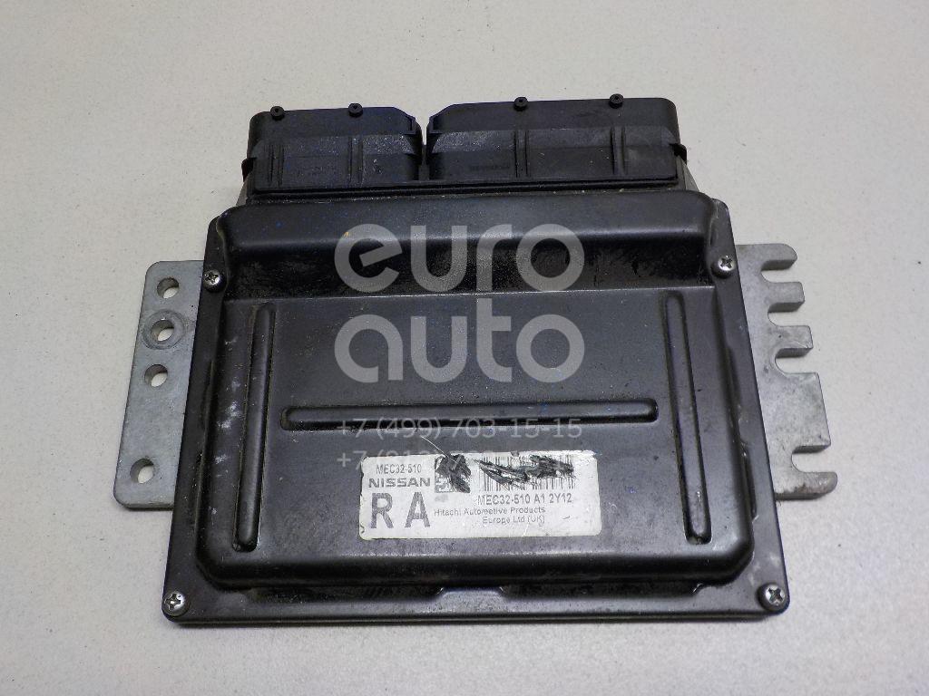 Купить Блок управления двигателем Nissan Primera P12E 2002-2007; (23710AU013)