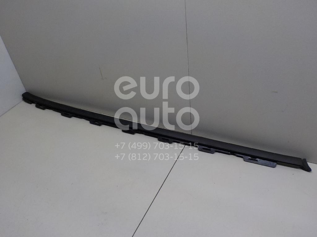 Купить Накладка стекла заднего правого Peugeot 208 2012-; (9673252780)
