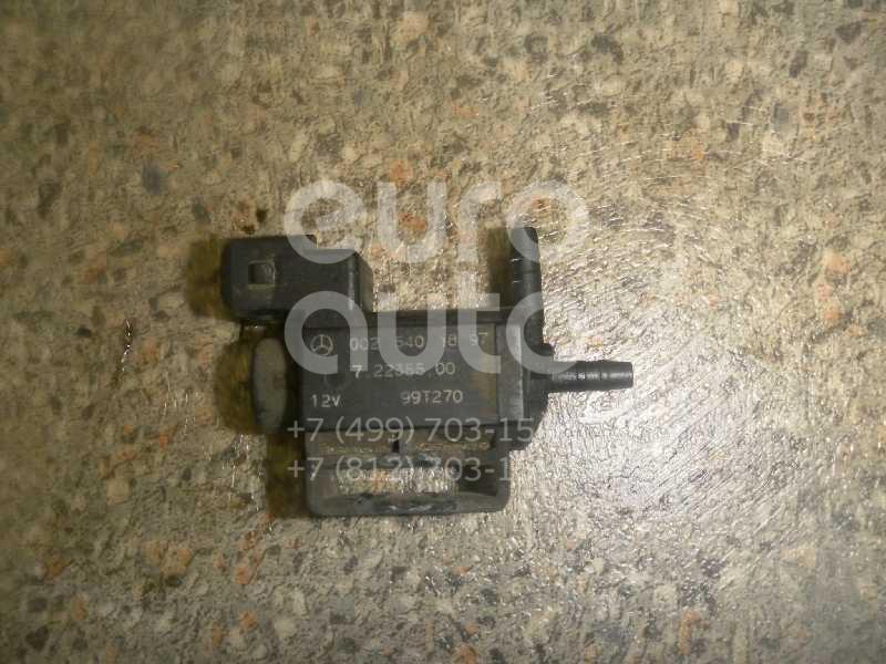 Купить Клапан электромагнитный Mercedes Benz W163 M-Klasse (ML) 1998-2004; (0025401897)
