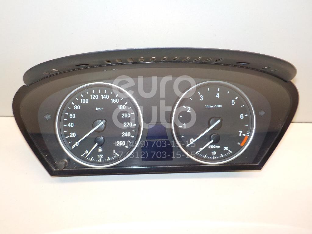 Купить Панель приборов BMW X5 E70 2007-2013; (62109218636)