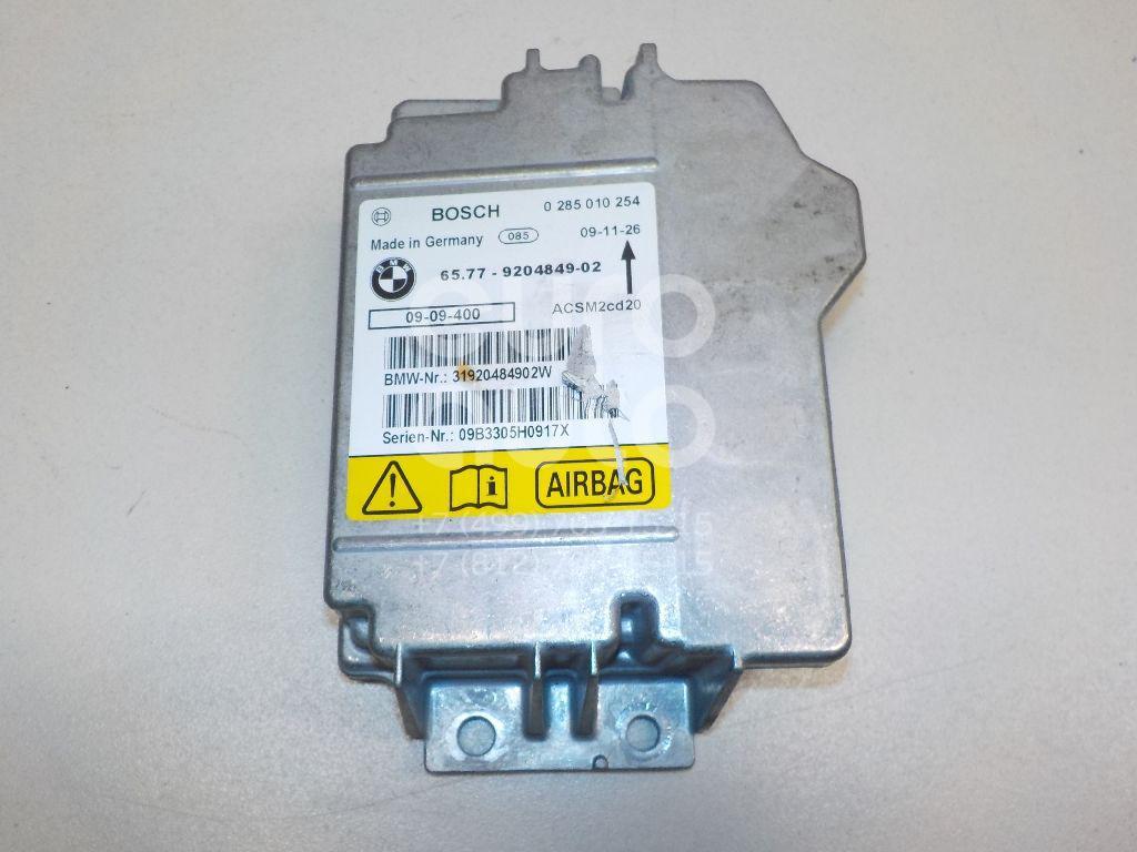 Купить Блок управления AIR BAG BMW X5 E70 2007-2013; (65779204849)