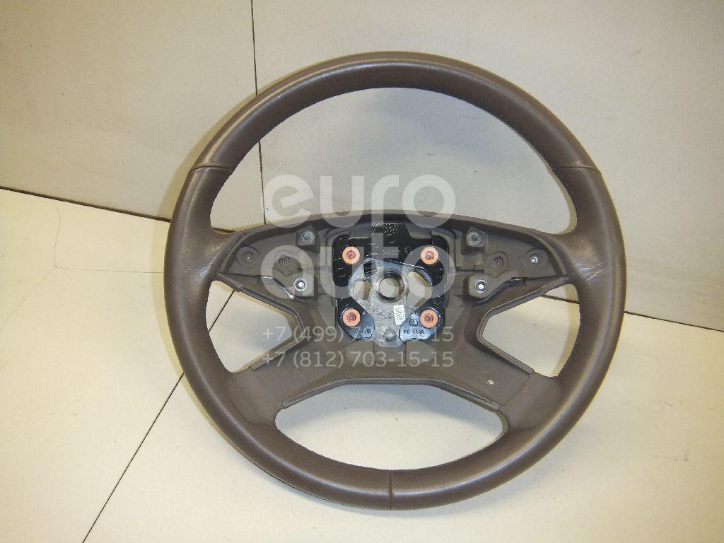 Купить Рулевое колесо для AIR BAG (без AIR BAG) Mercedes Benz W164 M-Klasse (ML) 2005-2011; (16446069031B62)