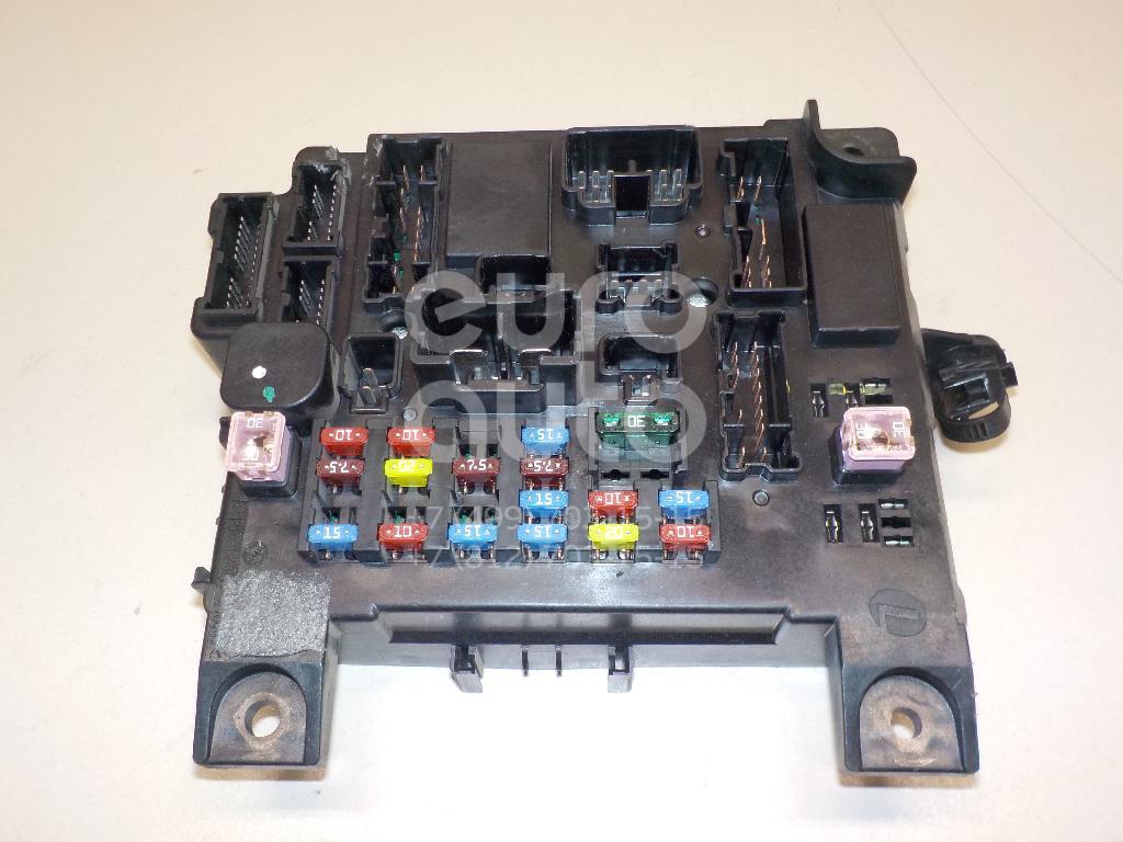 Купить Блок предохранителей Mitsubishi Lancer (CX, CY) 2007-; (8637A653)