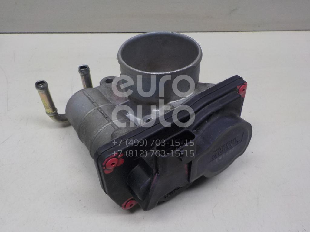 Купить Заслонка дроссельная электрическая Nissan Note (E11) 2006-2013; (16119ED00A)