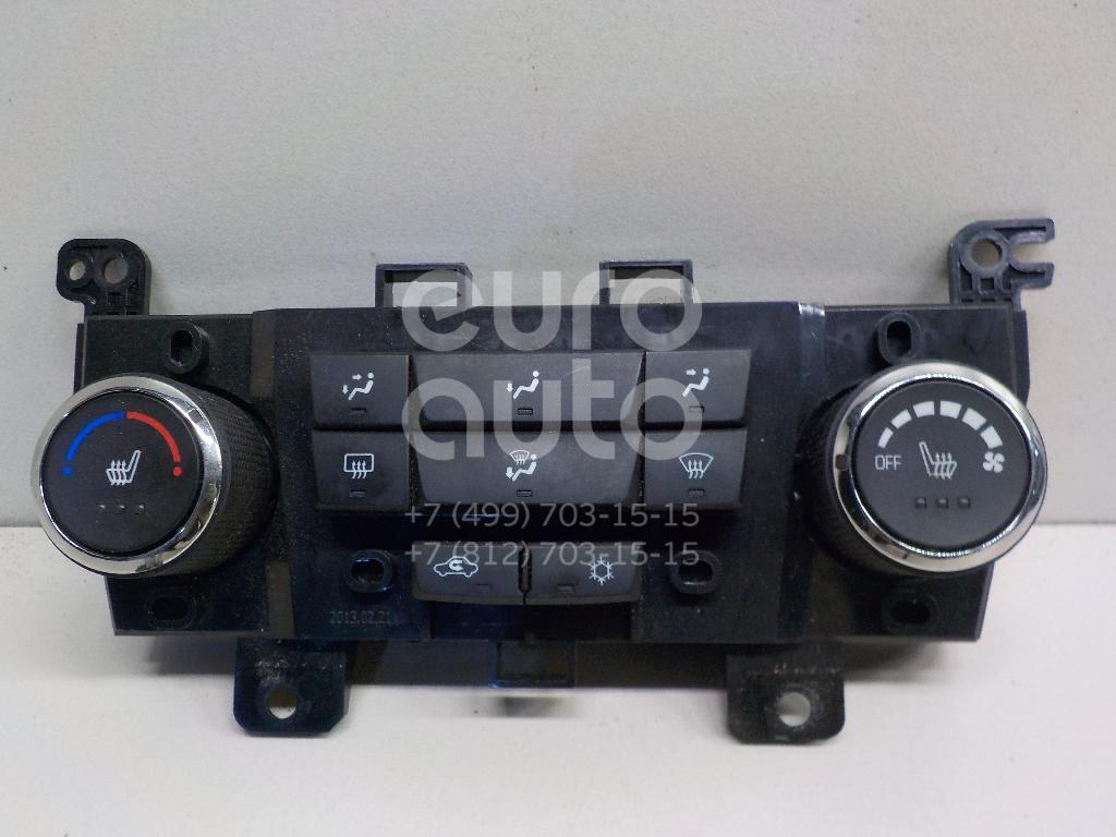 Купить Блок управления отопителем Chevrolet Cruze 2009-2016; (95146208)