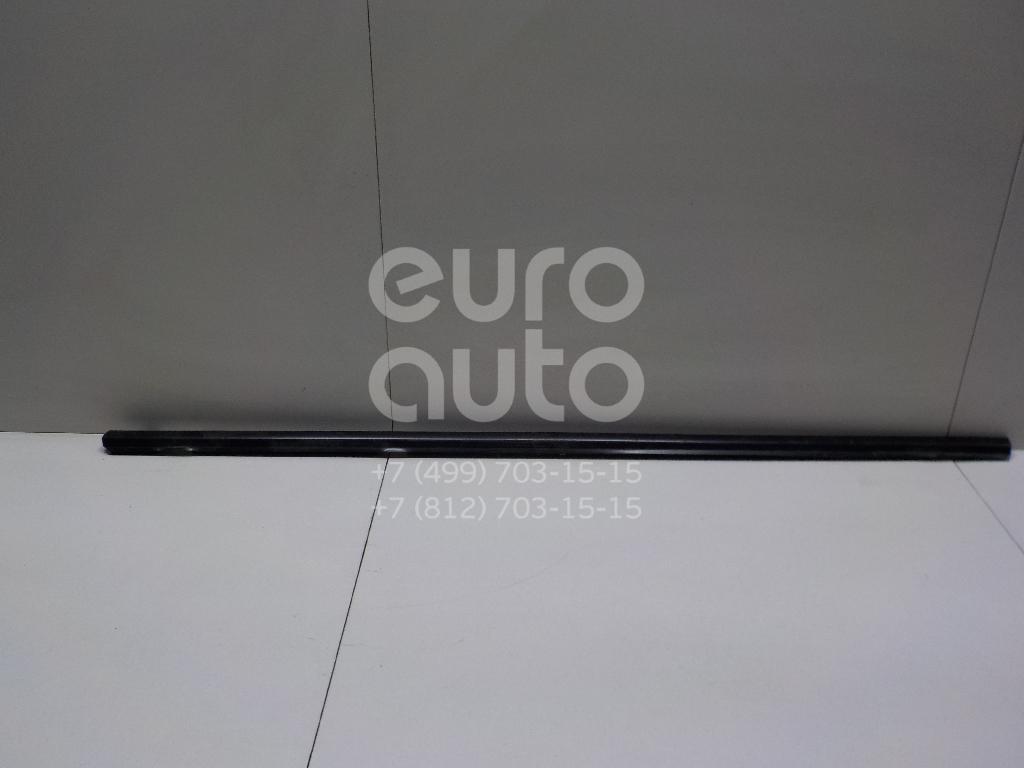 Купить Накладка стекла заднего левого Nissan Tiida (C11) 2007-2014; (82821EE000)