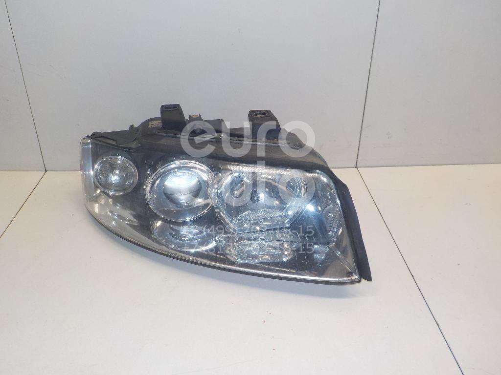 Купить Фара правая Audi A4 [B6] 2000-2004; (8E0941004G)