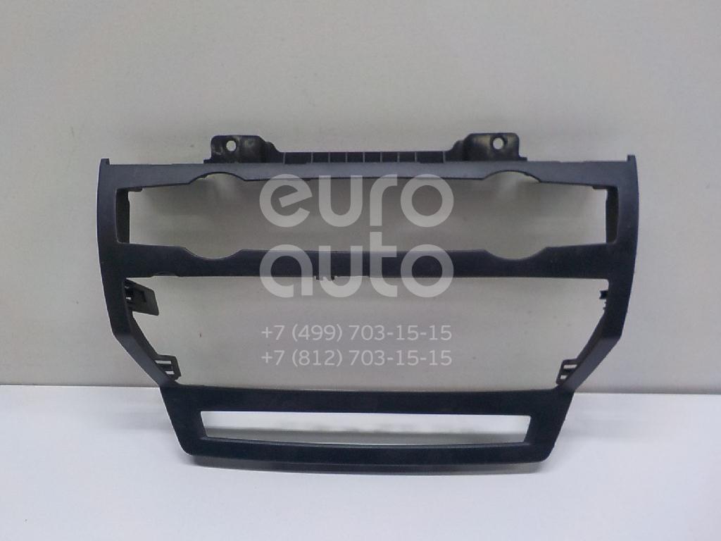 Купить Накладка декоративная BMW X5 E70 2007-2013; (51456967469)