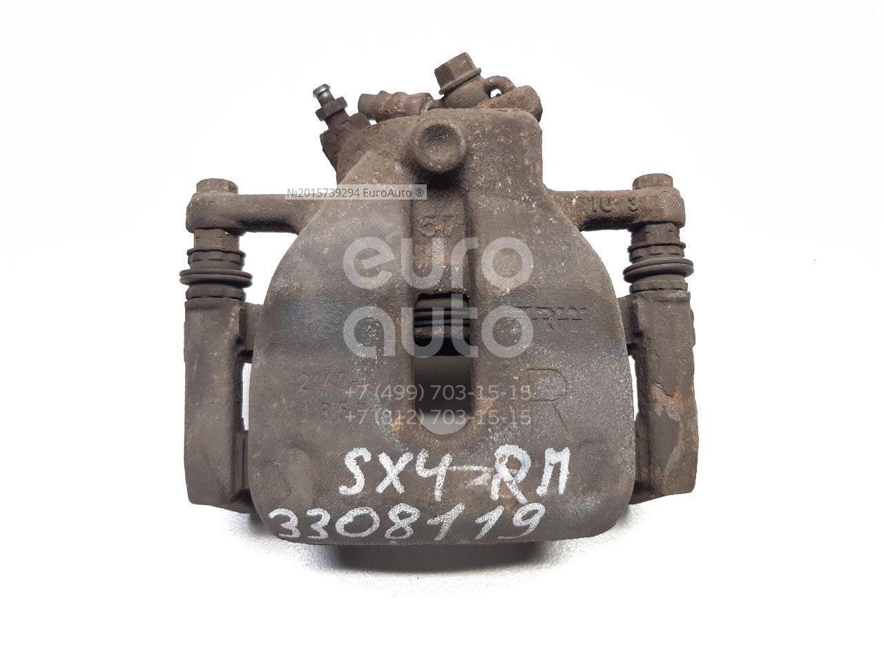 Купить Суппорт тормозной передний правый Suzuki SX4 2006-2013; (5511079J10)