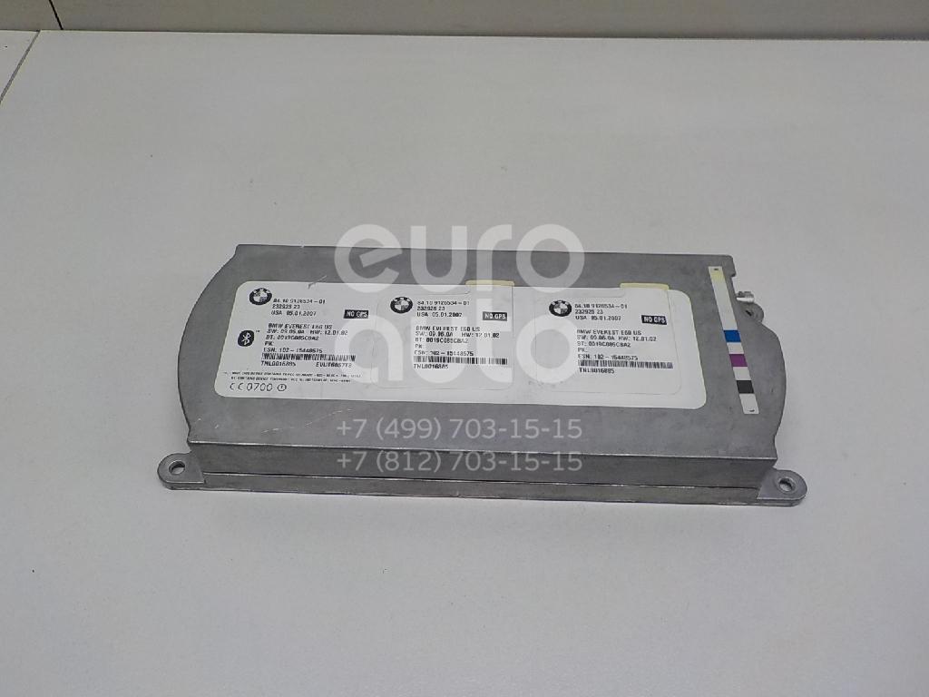 Купить Блок электронный BMW X5 E70 2007-2013; (84109171590)