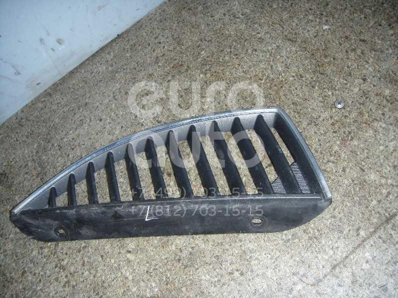 Купить Решетка радиатора левая Mitsubishi Lancer (CS/Classic) 2003-2008; (MN161113)