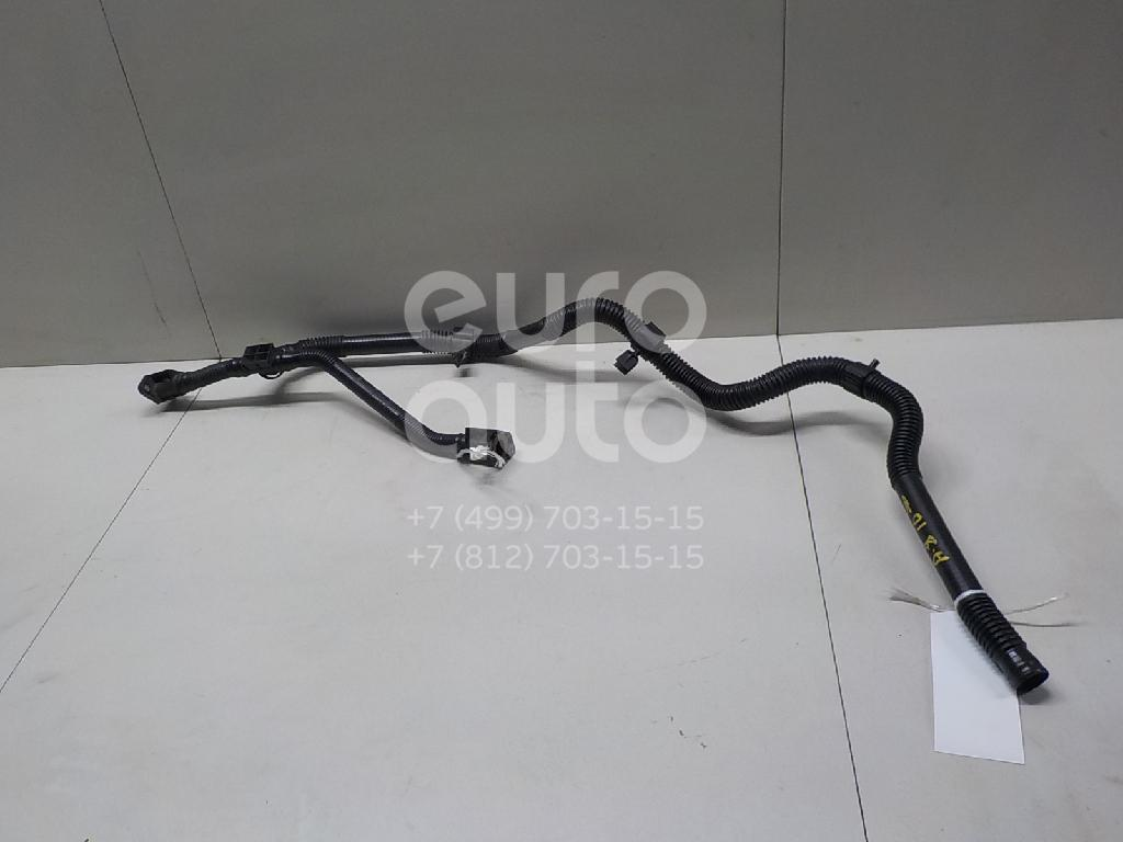 Купить Трубка вентиляционная Audi A8 [4H] 2010-2017; (06E131143AL)