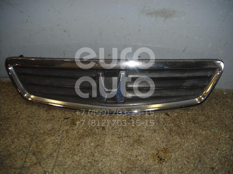 Купить Решетка радиатора Honda Civic (MA, MB 5HB) 1995-2001; (75101ST3E00)