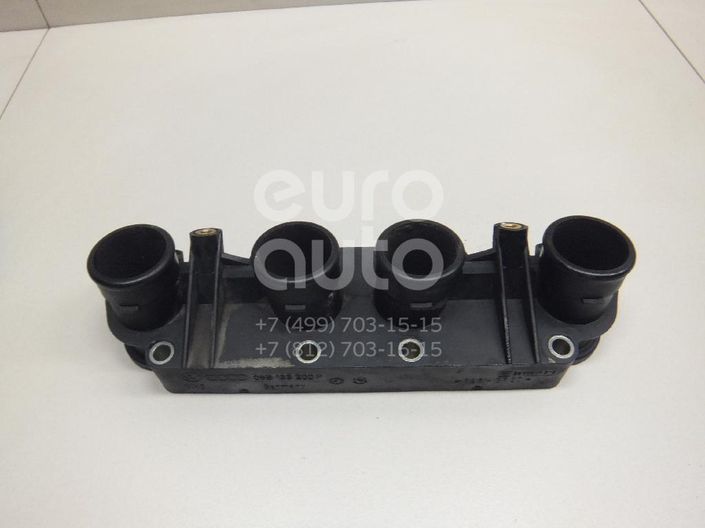 Купить Коллектор впускной Audi A4 [B7] 2005-2007; (06B133200F)