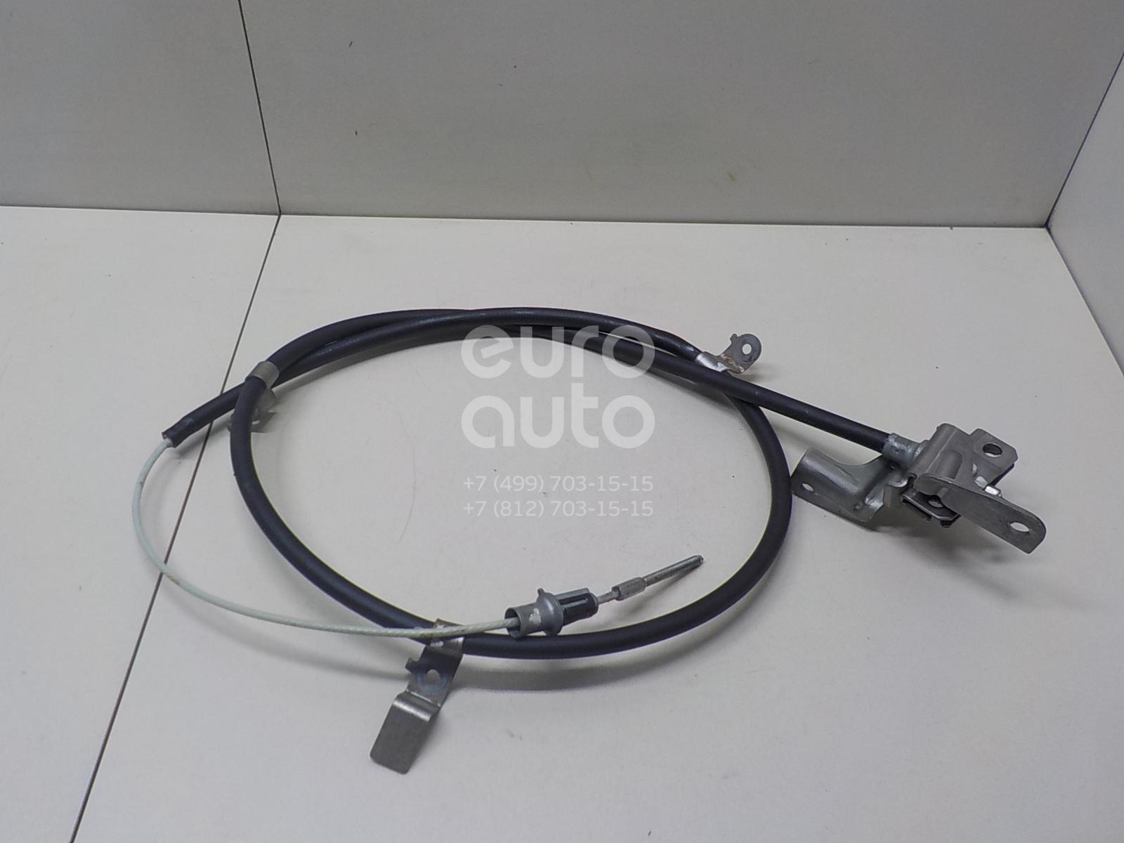 Купить Трос стояночного тормоза центральный Nissan Teana J32 2008-2013; (36402JN90A)