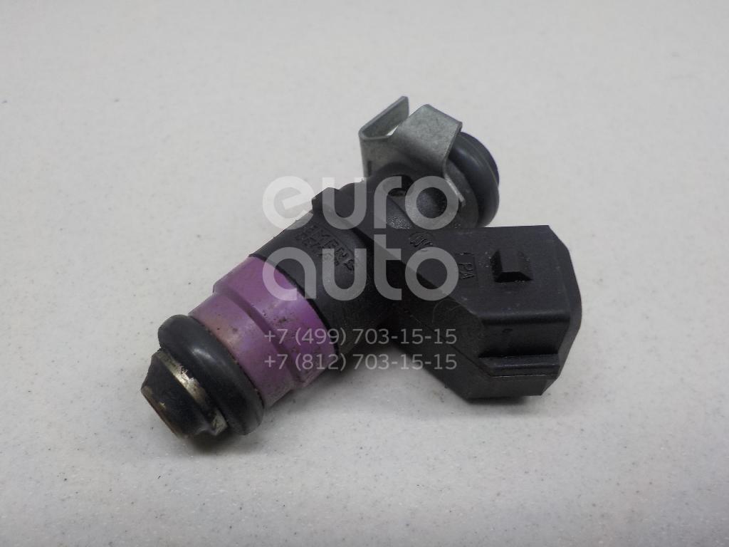 Купить Форсунка инжекторная электрическая Renault Megane II 2003-2009; (8200505191)