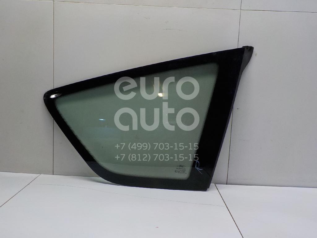 Купить Стекло кузовное глухое правое Ford S-MAX 2006-2015; (1377438)