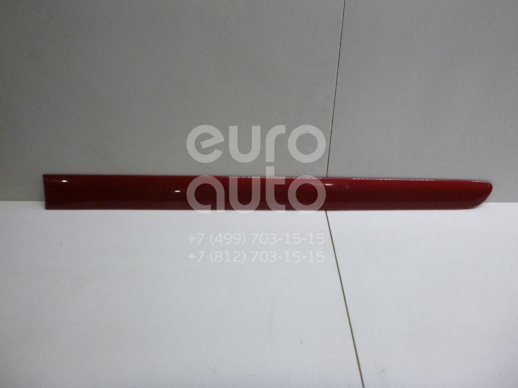 Купить Молдинг задней левой двери VW Touran 2003-2010; (1T0853753B)