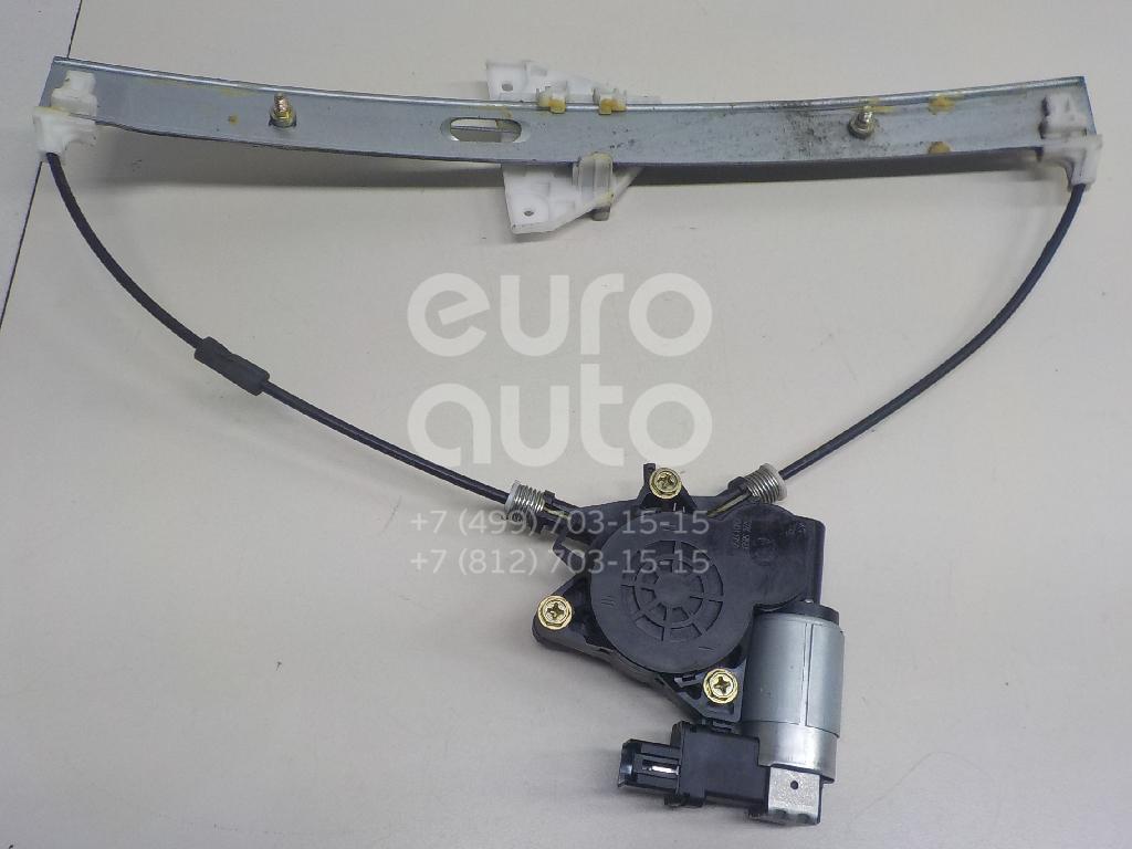 Купить Стеклоподъемник электр. передний правый Mazda Mazda 6 (GG) 2002-2007; (GJ6A58590F)