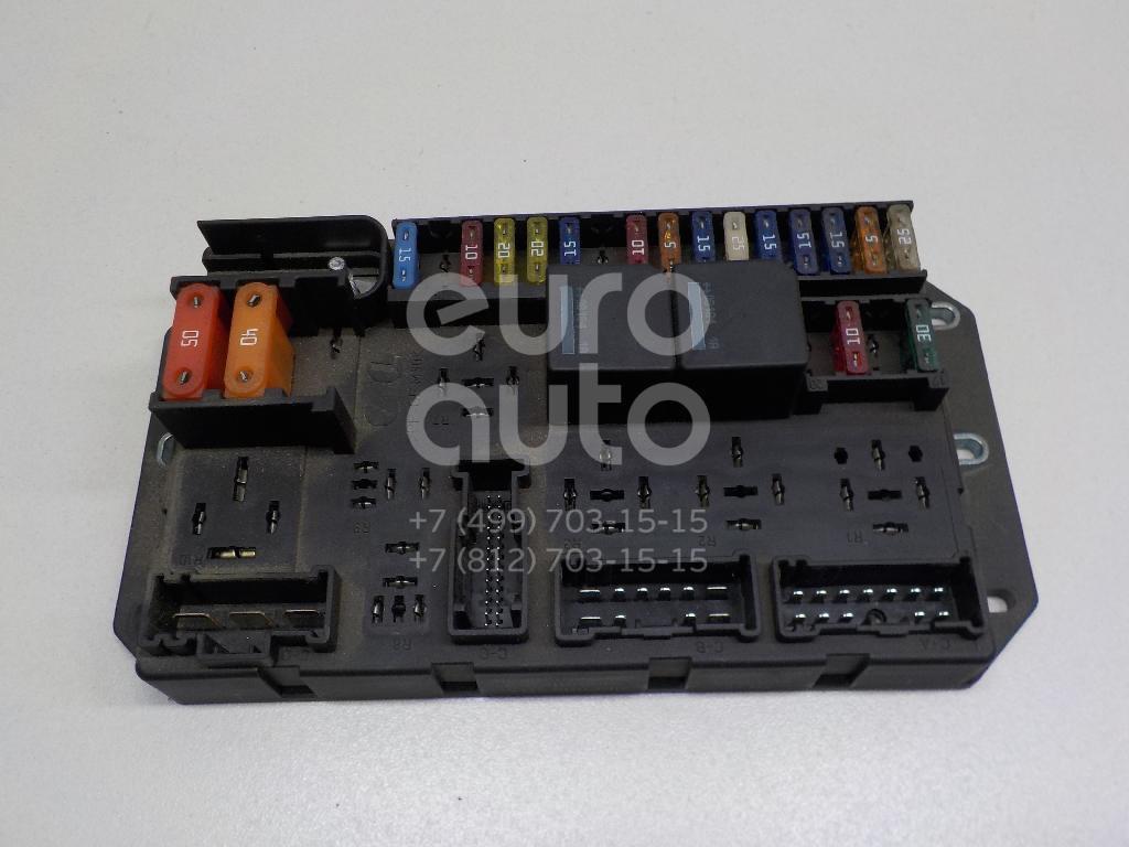 Блок предохранителей Land Rover Range Rover III (LM) 2002-2012; (YQE500390)  - купить со скидкой