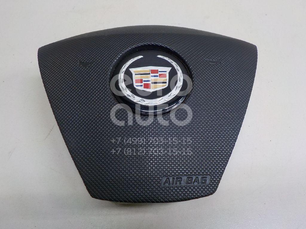 Купить Подушка безопасности в рулевое колесо Cadillac SRX 2003-2009; (15814818)