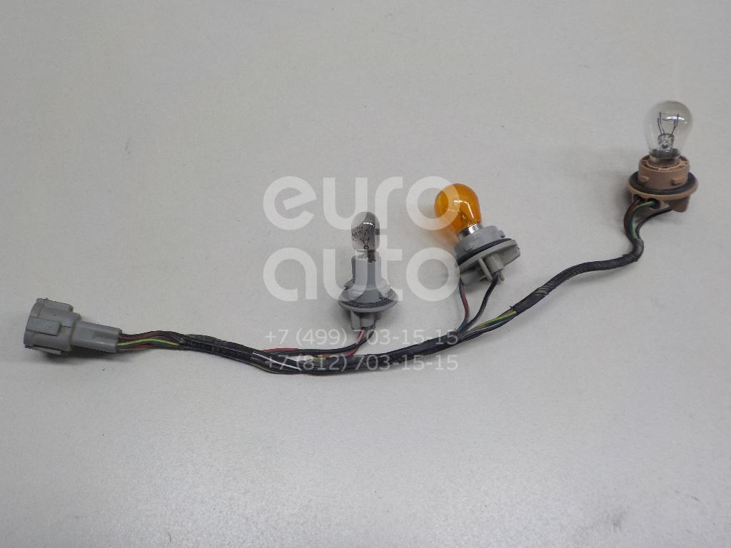 Проводка (коса) Nissan Navara (D40) 2005-2015; (26551EB383)  - купить со скидкой
