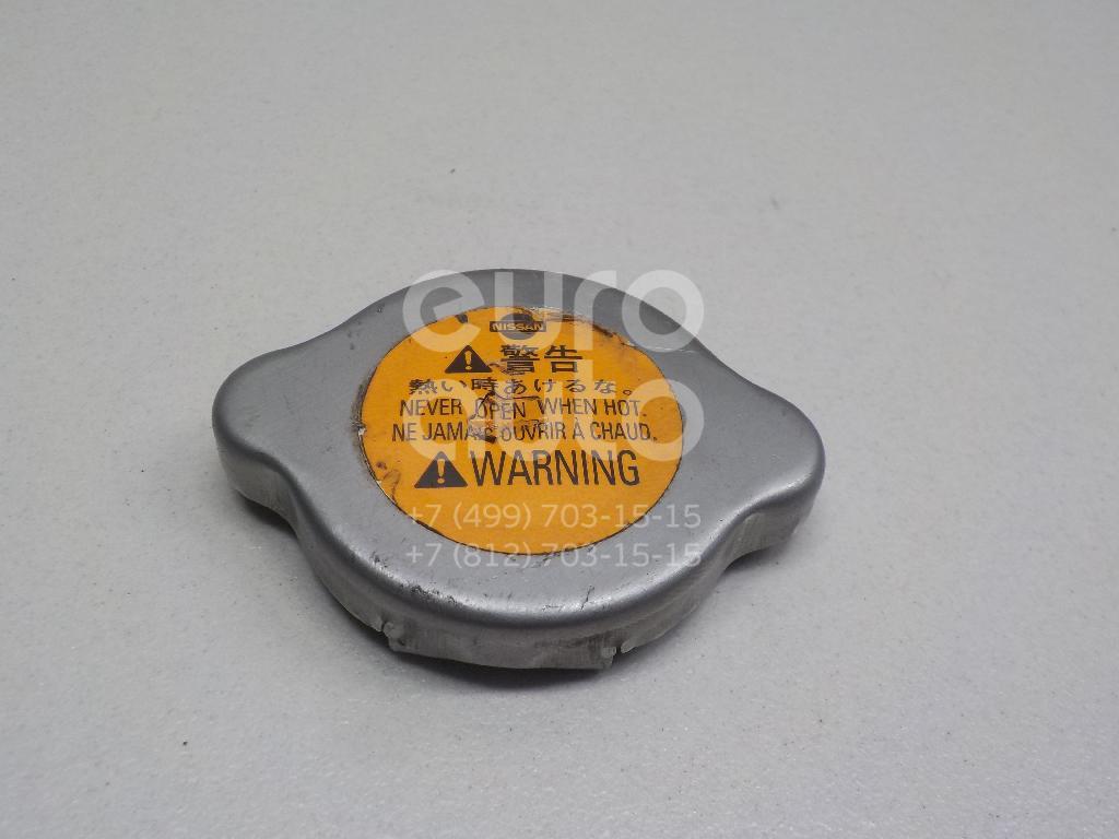 Купить Крышка радиатора Nissan Pathfinder (R51) 2005-2014; (214301P107)
