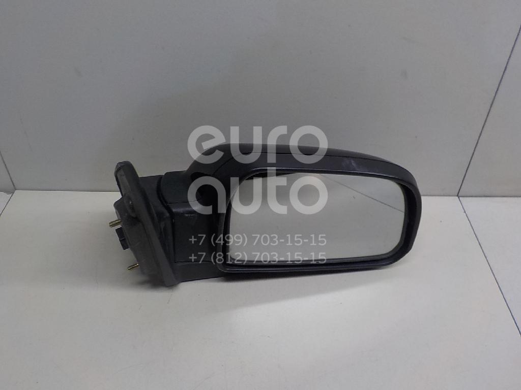 Купить Зеркало правое электрическое Hyundai Tucson 2004-2010; (876202E340)