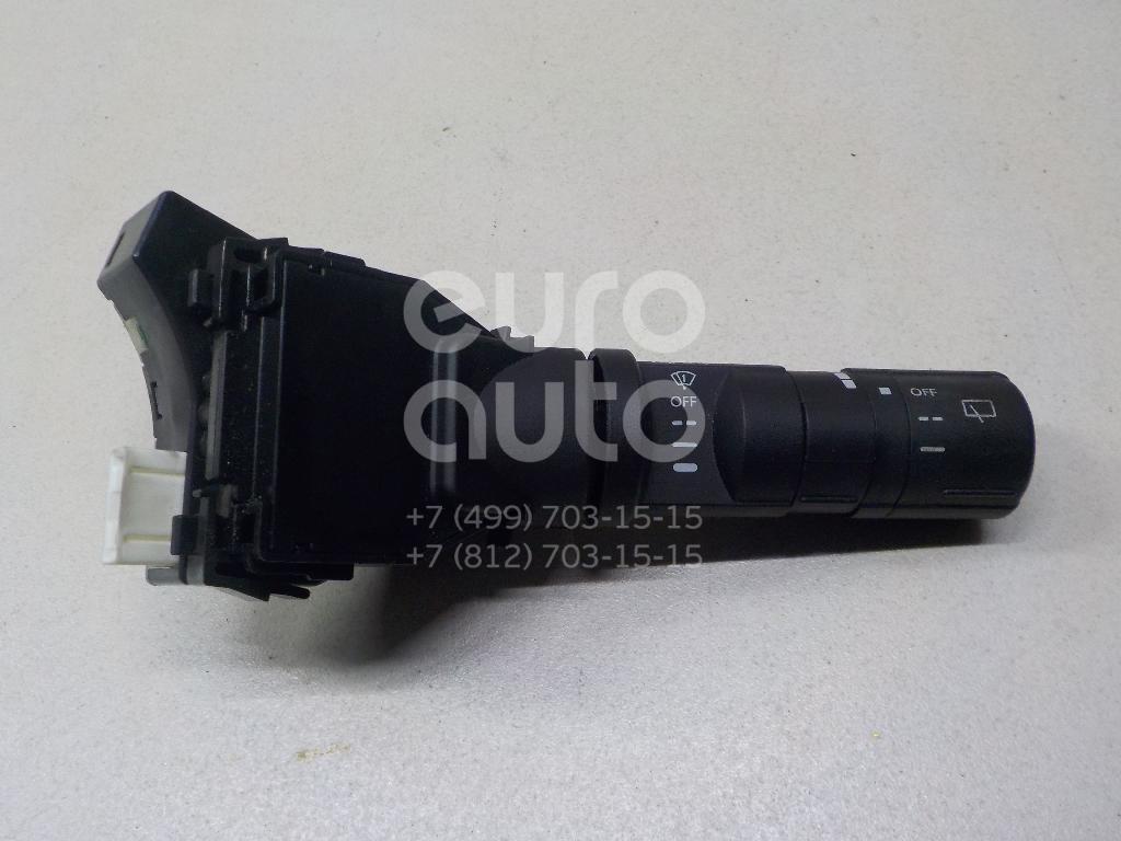 Купить Переключатель стеклоочистителей Nissan Navara (D40) 2005-2015; (25260EA000)