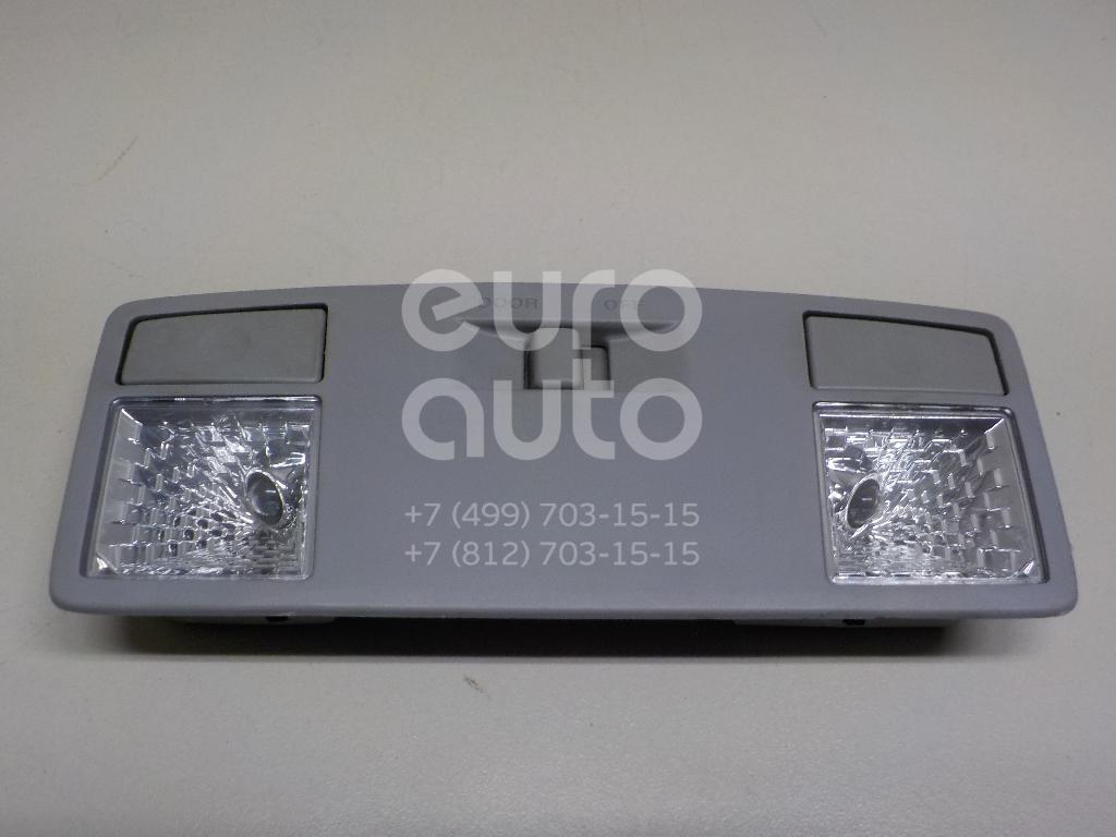 Купить Плафон салонный Mazda Mazda 3 (BK) 2002-2009; (GJ6A6997077)