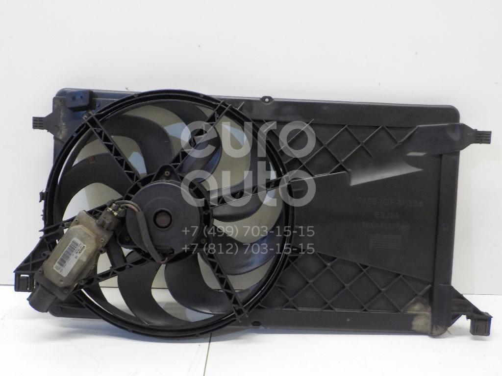 Купить Вентилятор радиатора Mazda Mazda 3 (BK) 2002-2009; (Z60115025D)