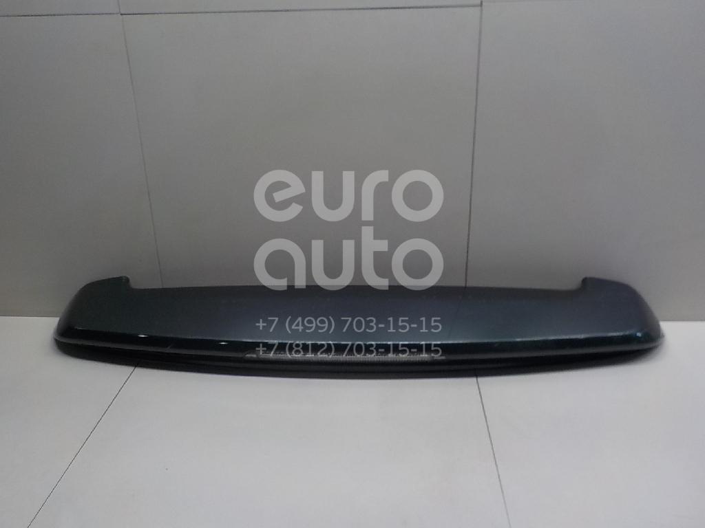 Купить Спойлер (дефлектор) багажника Mitsubishi Outlander (CU) 2001-2008; (MN175064)