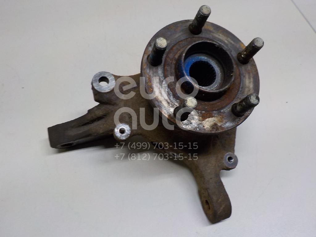 Купить Кулак поворотный передний левый Subaru Forester (S11) 2002-2007; (28313AE030)