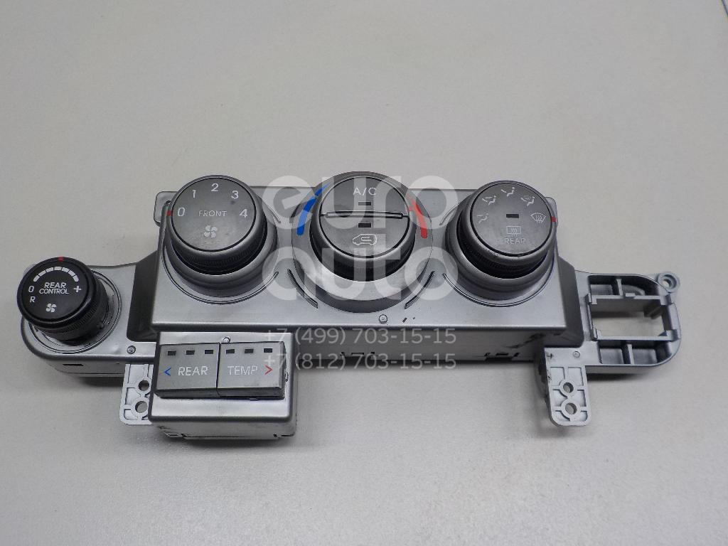 Купить Блок управления отопителем Hyundai Starex H1/Grand Starex 2007-; (972504H9206Y)
