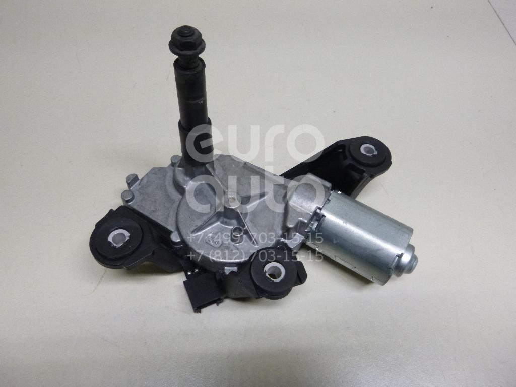 Купить Моторчик стеклоочистителя задний Renault Megane III 2009-2016; (287100007R)
