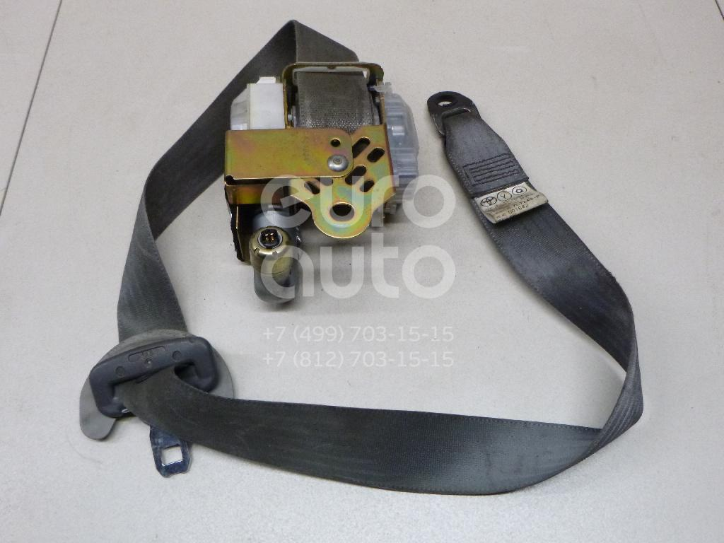Купить Ремень безопасности с пиропатроном Toyota Prius 2003-2009; (7321047070B0)