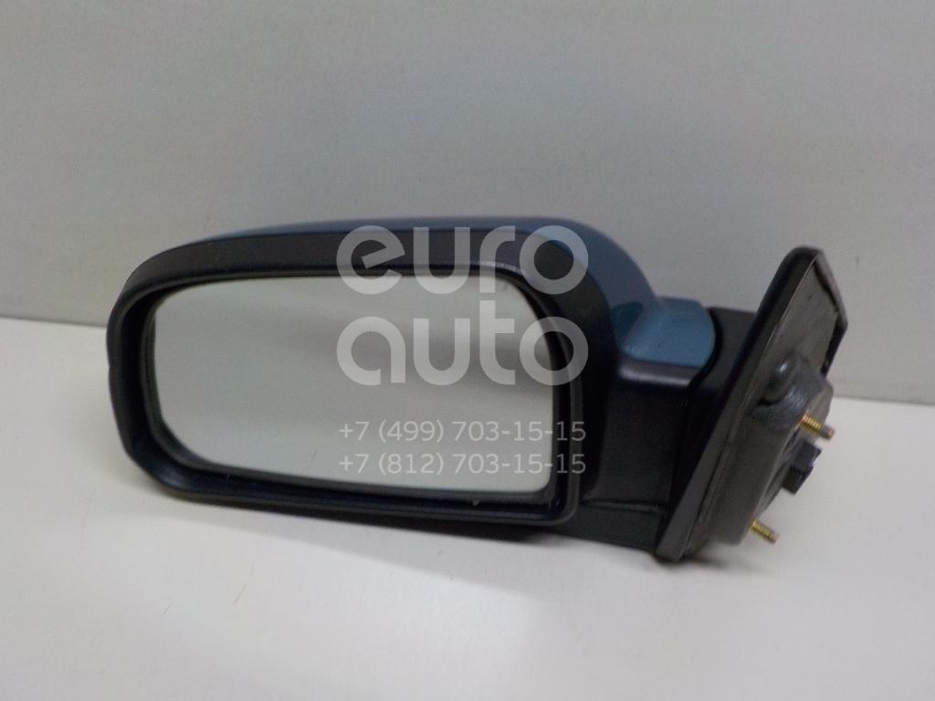 Купить Зеркало левое электрическое Hyundai Tucson 2004-2010; (876102E510)